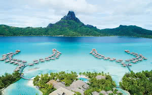 Hôtel InterContinental Bora Bora Resort & Thalasso Spa