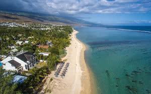 COMBINÉ 2 ILES : RÉUNION + ILE MAURICE Le Nautile Beachfront + Flowers of Paradise Maurice en petit déjeuner - 12 nuits