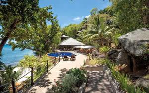 Hôtel Cerf Island Resort