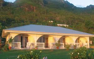 Pension Tautiare Village - Maupiti