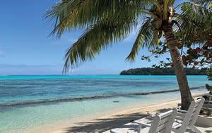 Moorea Island Beach